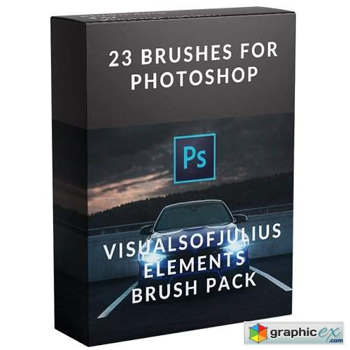 VisualsofJulius - The Complete Brush Bundle