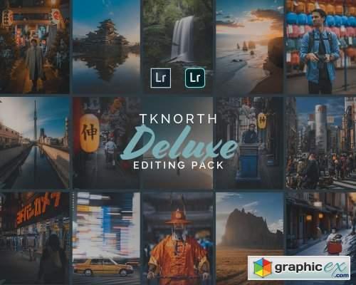 TKNORTH Deluxe Editing Pack