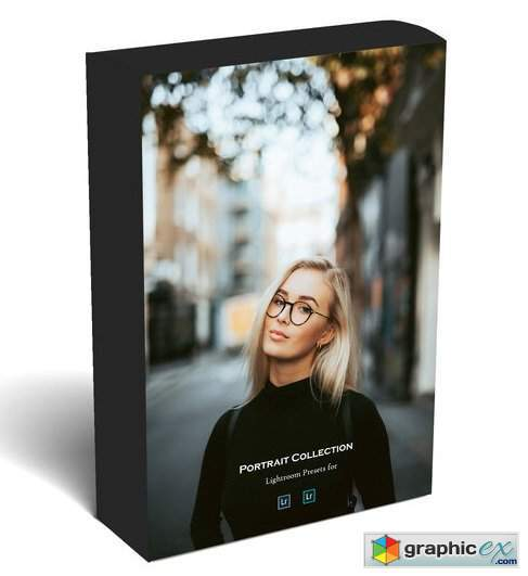 WithLuke Lightroom Presets - The Portrait Desktop Collection