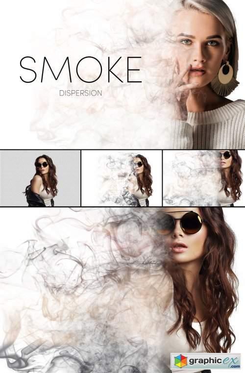 Smoke Dispersion Effect