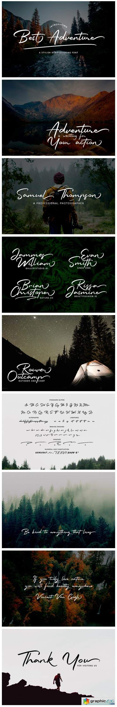 Best Adventure Font