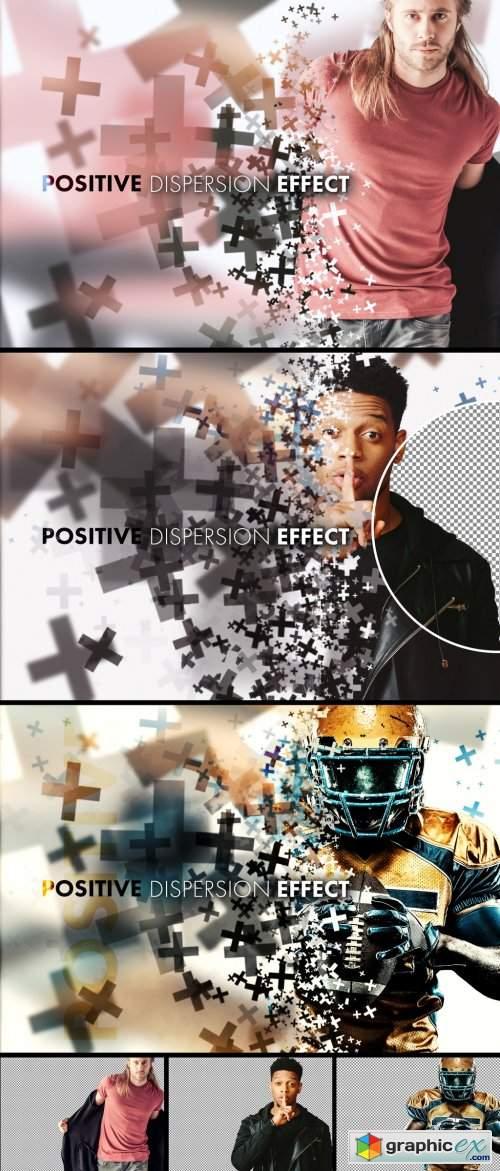 Positive Dispersion Effect Mockup