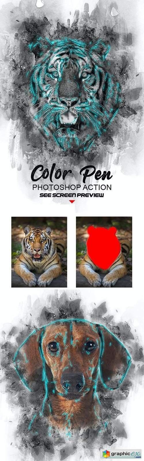 Flex Photoshop Action 27238342