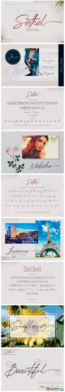 Sothel Font
