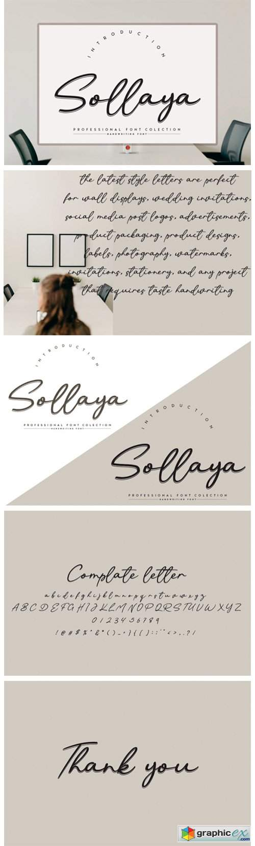 Sollaya Font