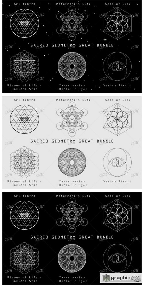 Sacred Geometry Great Bundle