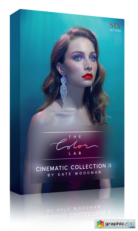 The Color Lab - THE CINEMATIC COLLECTION 2