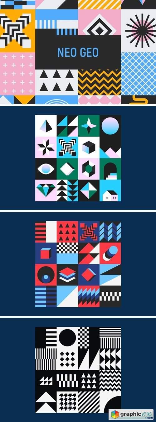 Geometric pattern bundle