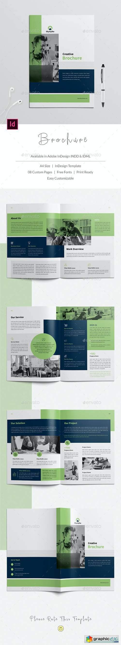 8 Pages Brochure 27537944