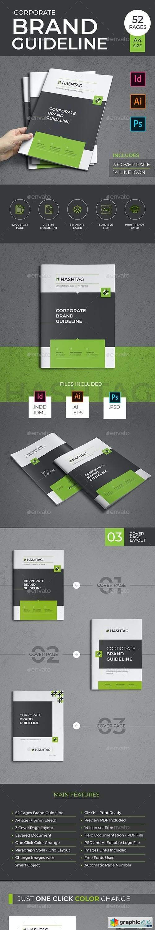 Corporate Brand Guidelines - Brand Manuals