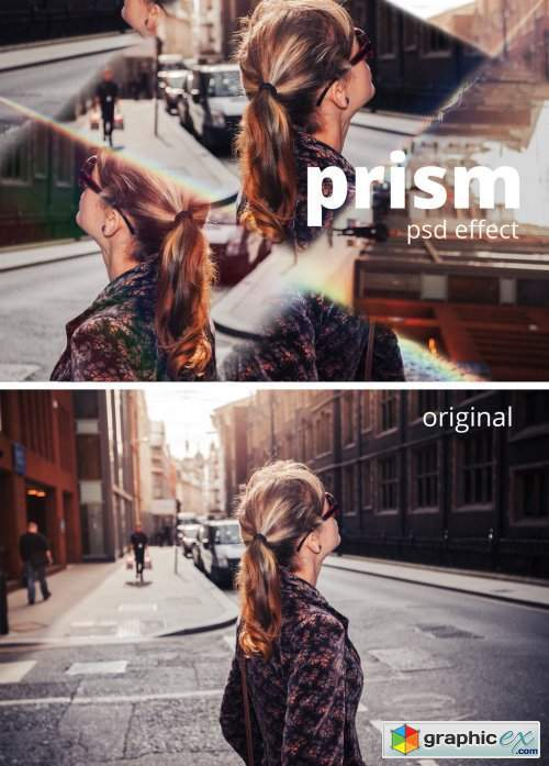 Prism Photography Effect