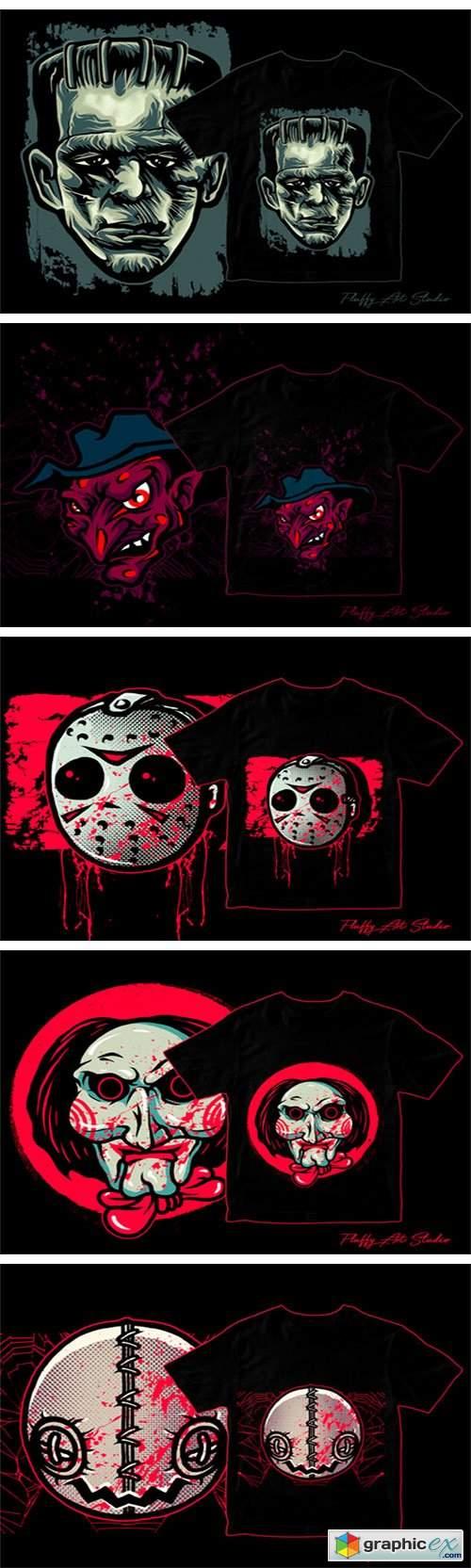 Halloween Party Design Bundle