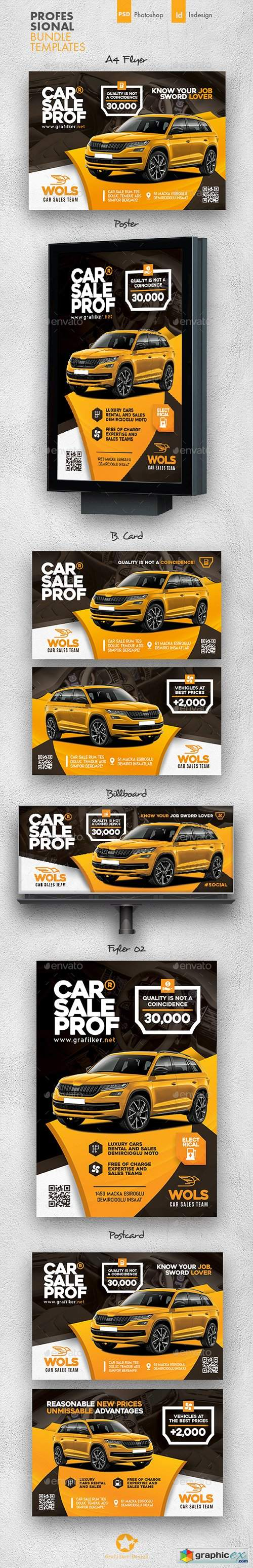 Car Sales Business Card Templates 28250549