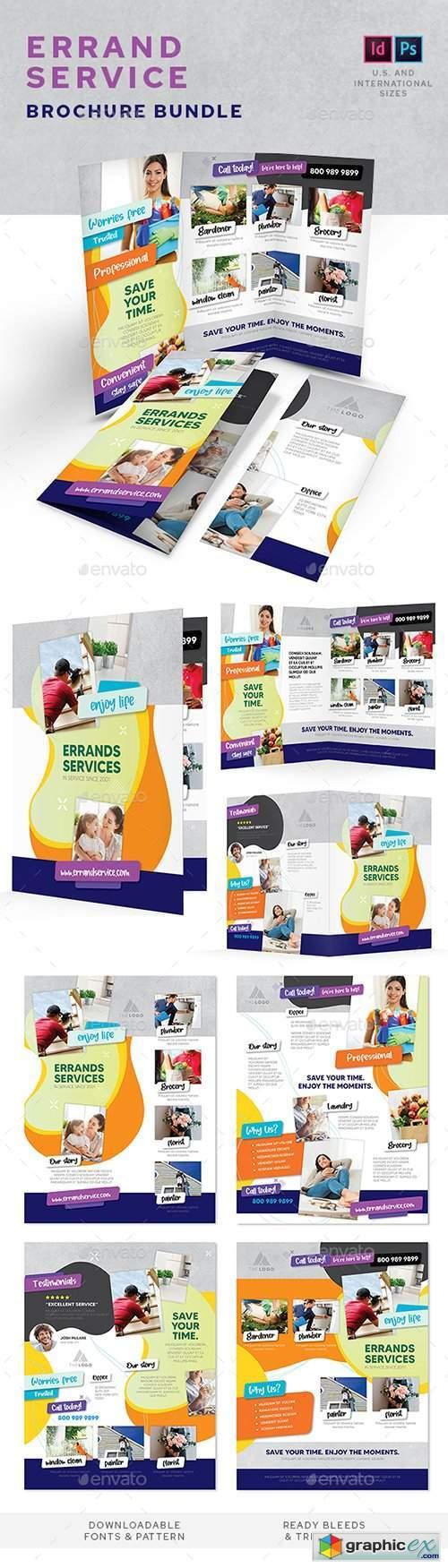 Errand Service Print Bundle