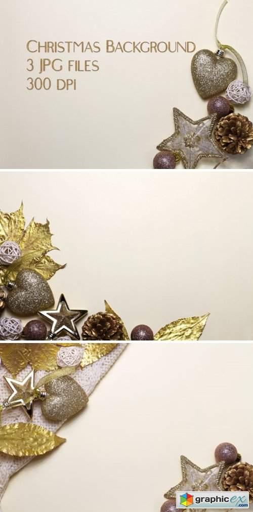 Christmas Background Photo.