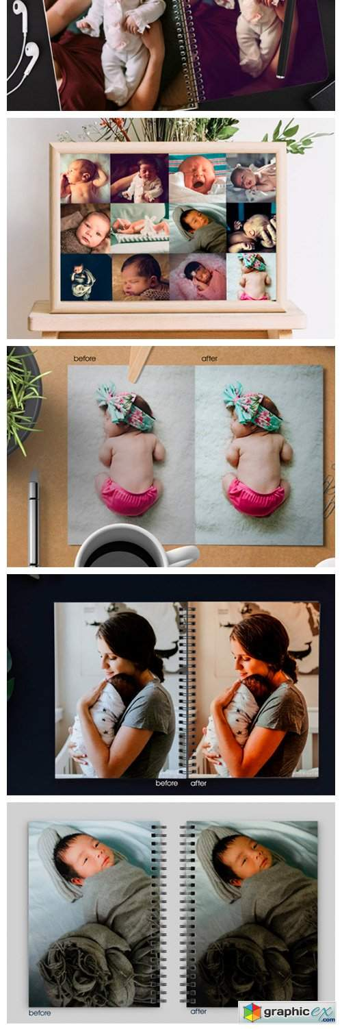 Newborn Lightroom Presets 6146360
