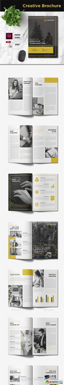 Invork - Business Brochure Template
