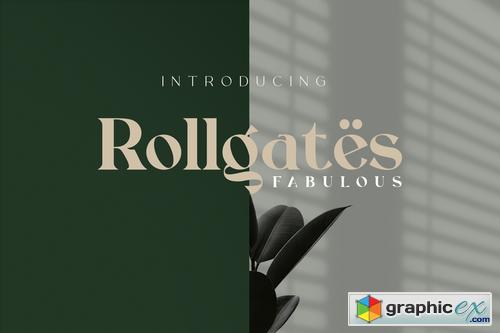 Rollgates Fabulous