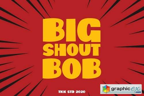 Big Shout Bob