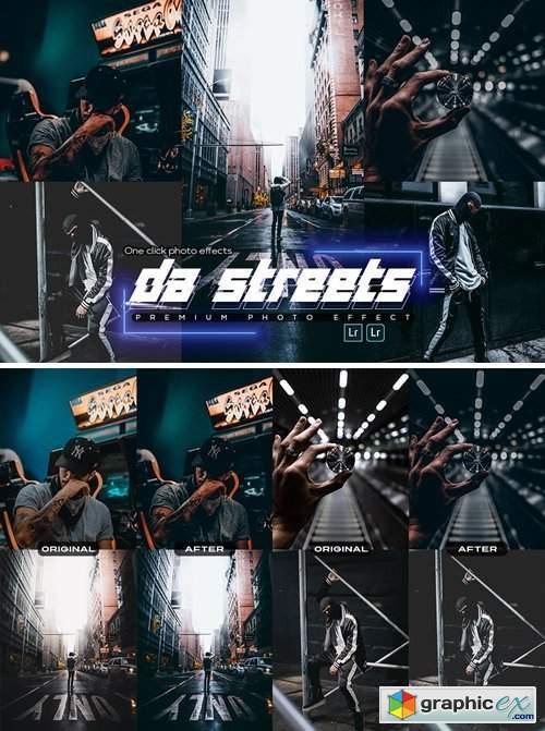 Da Streets Lightroom Presets