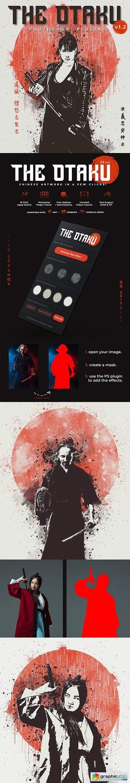 The Otaku Photoshop Plugin