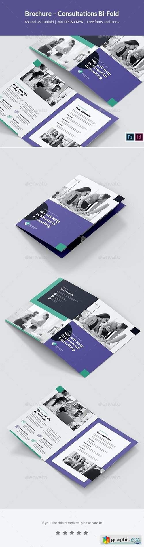 Brochure – Consultations Bi-Fold