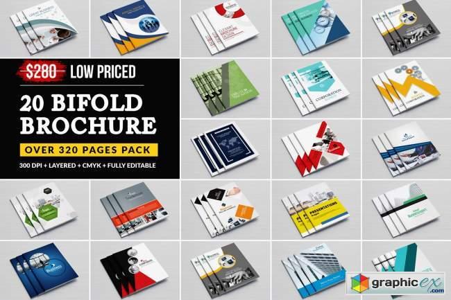 Business Brochure Bundle 20 Template