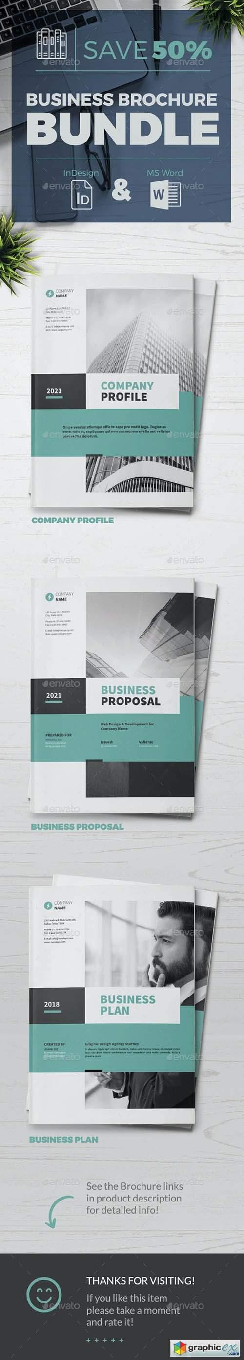 Business Brochures Bundle 28941627