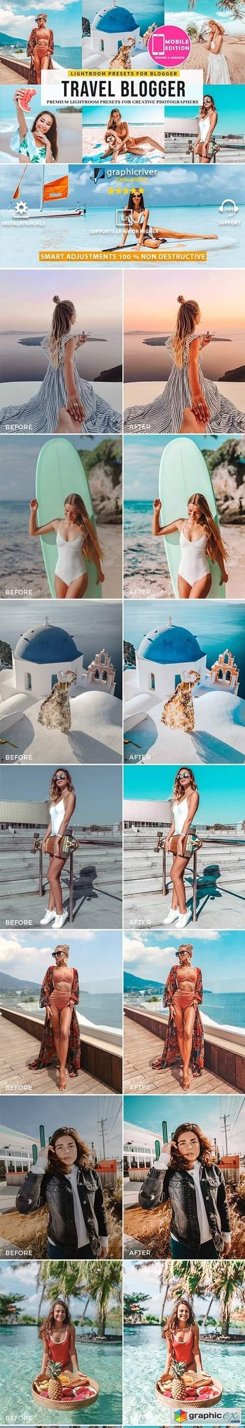 Travel blogger Lightroom Presets 28064270