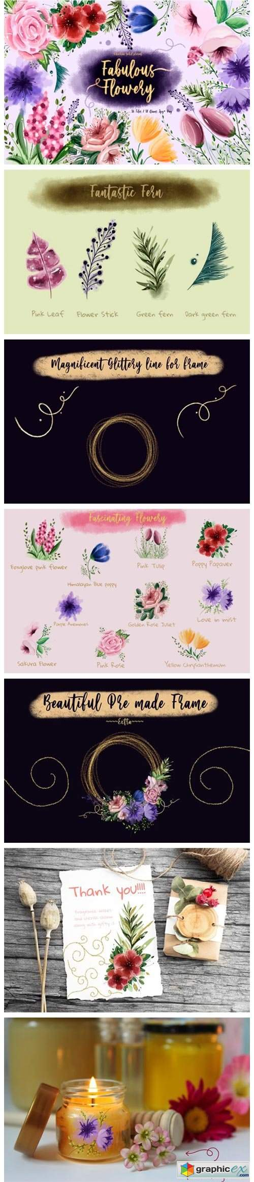 Fabulous Flowery