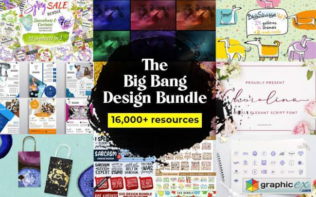 The Big Bang Design Bundle