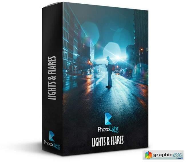 Lights And Flares Pack - PhotoLightPro
