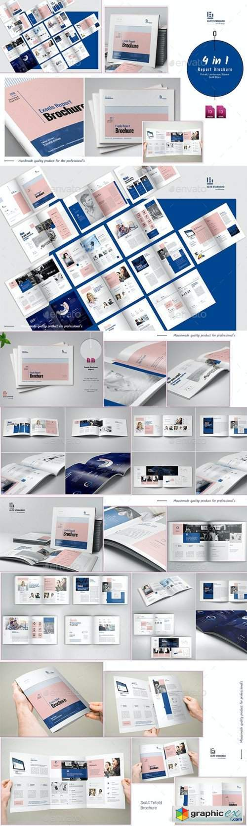 Annual Report Pack