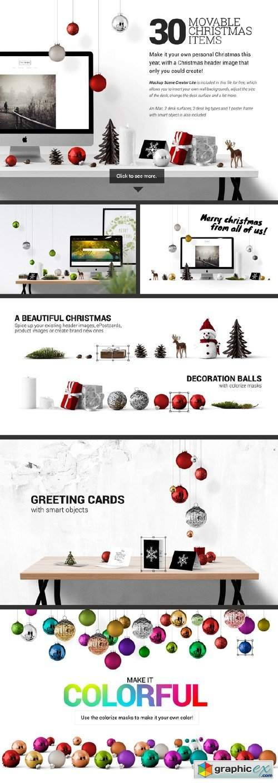 Christmas Scene Creator 117852