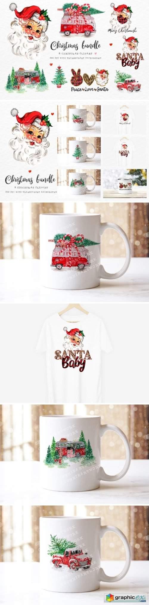 Christmas Bundle with Santa Baby
