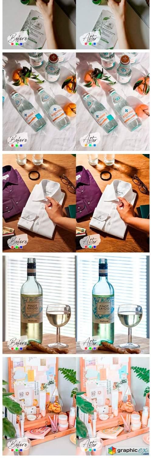 10 Product Mood Mobile Desktop Lightroom