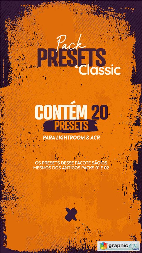 OtavioStadler - Classic Presets