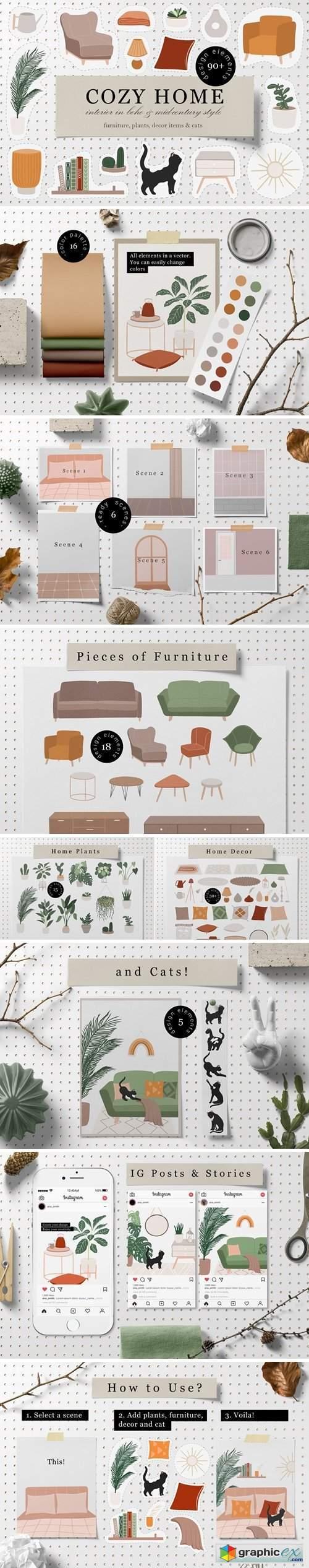Cozy Home Decor Collection