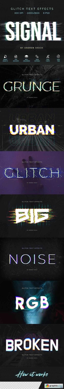 Glitch Text Effects 29611964