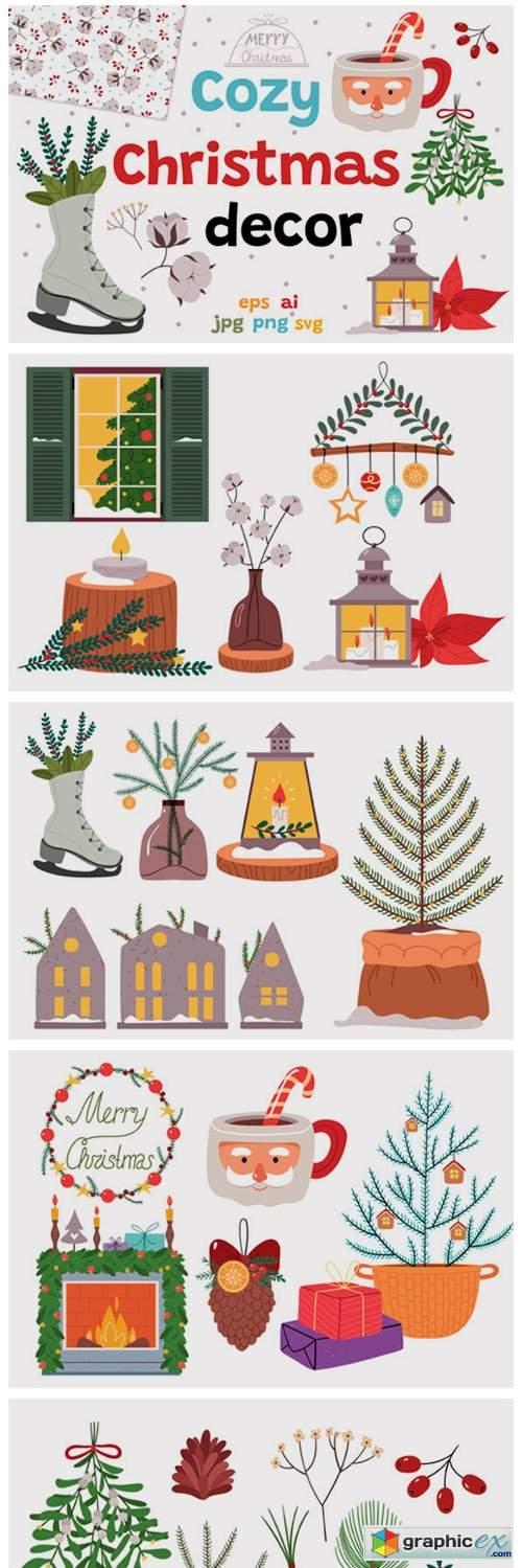 Cozy Christmas Decor