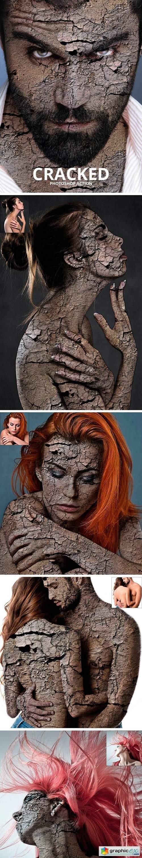 Сracked Photoshop Action