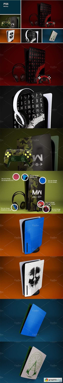 PS5 Mockup