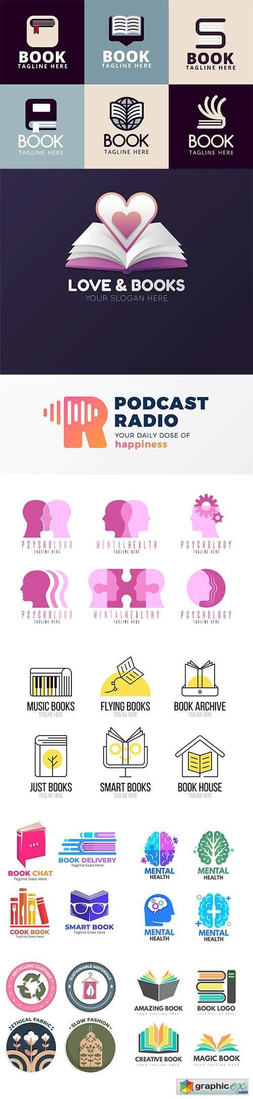 Design Logo Templates Set