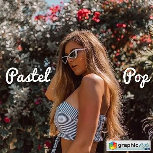 Just Josie - Pastel Pop Mobile & Desktop Presets