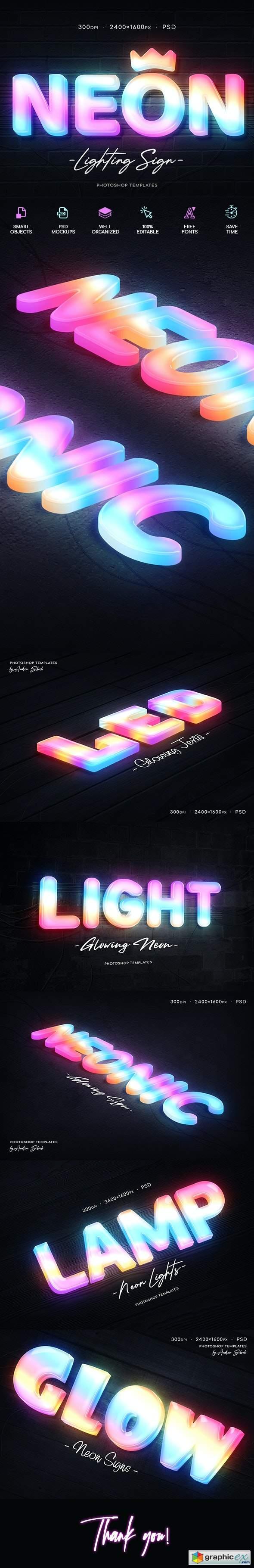 Neon Wall Sign Creator 29931299