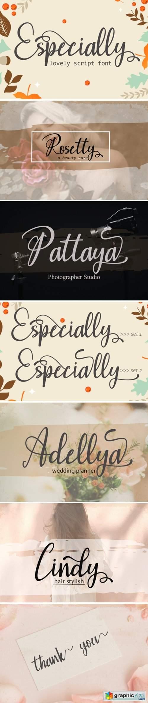 Especially Font