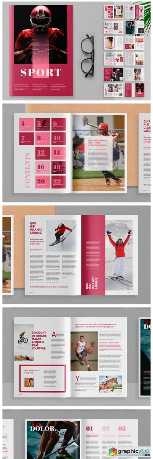 Sport Magazine 7858405