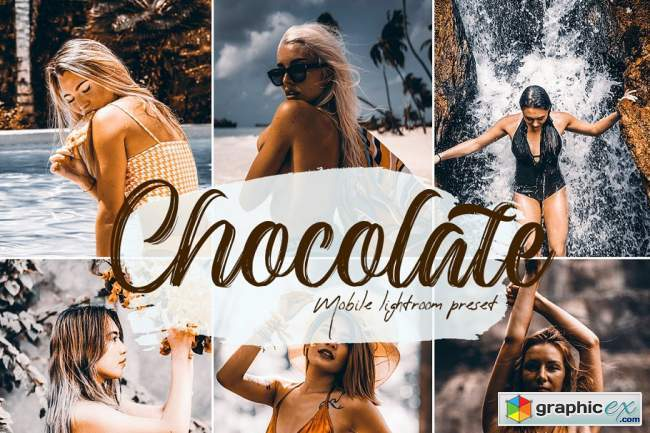 Chocolate Lightroom Presets