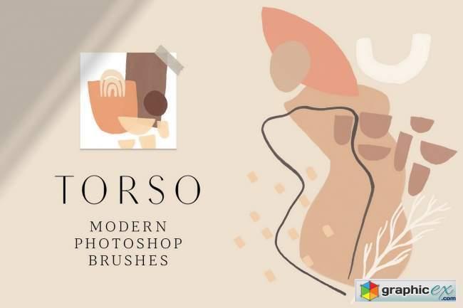 Photoshop Stamp Brushes Bundle 2020