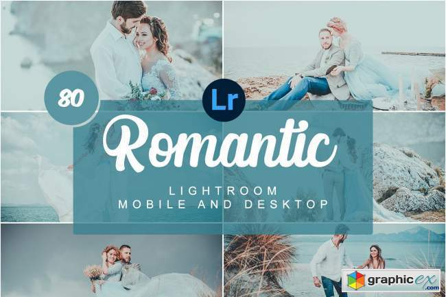 Romantic Mobile and Desktop PRESETS